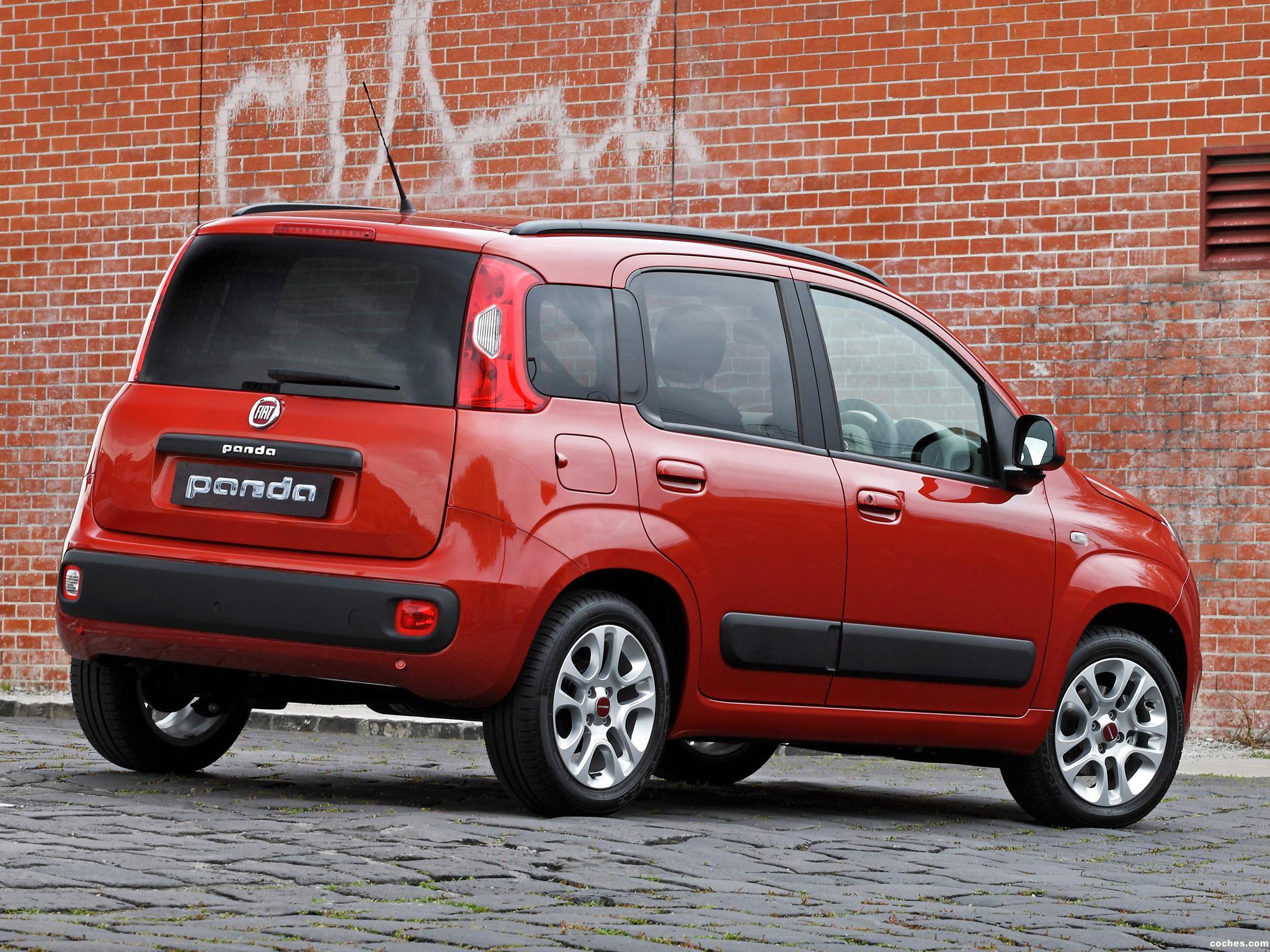 Foto 10 de Fiat Panda Australia 2013
