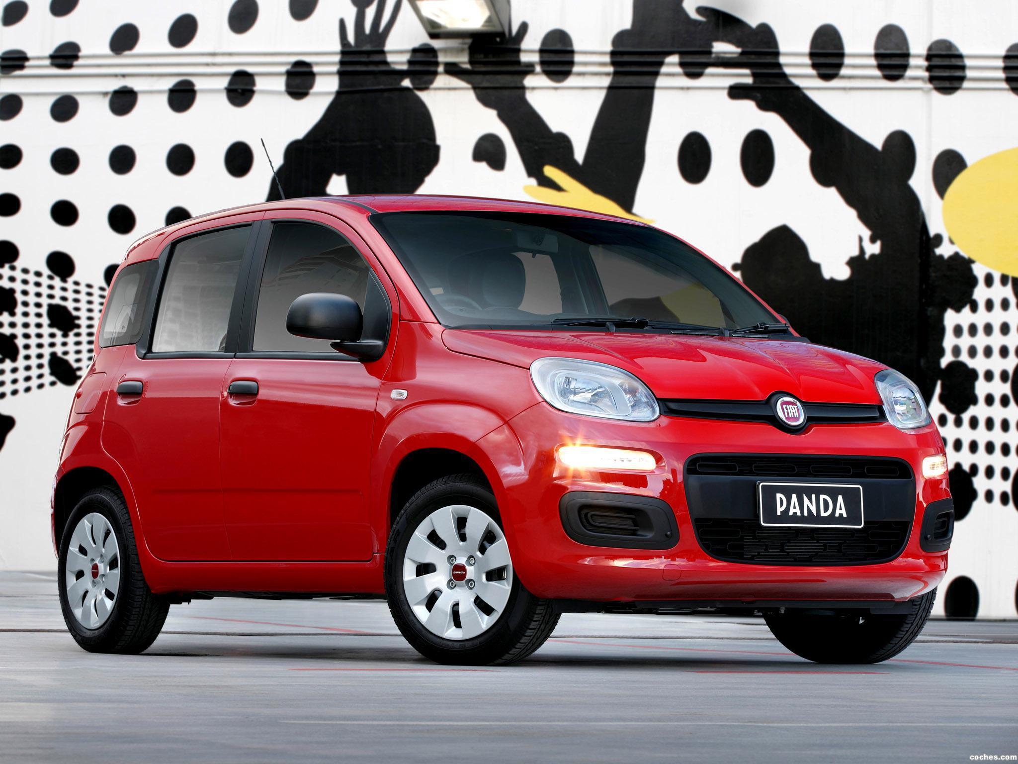 Foto 2 de Fiat Panda Australia 2013