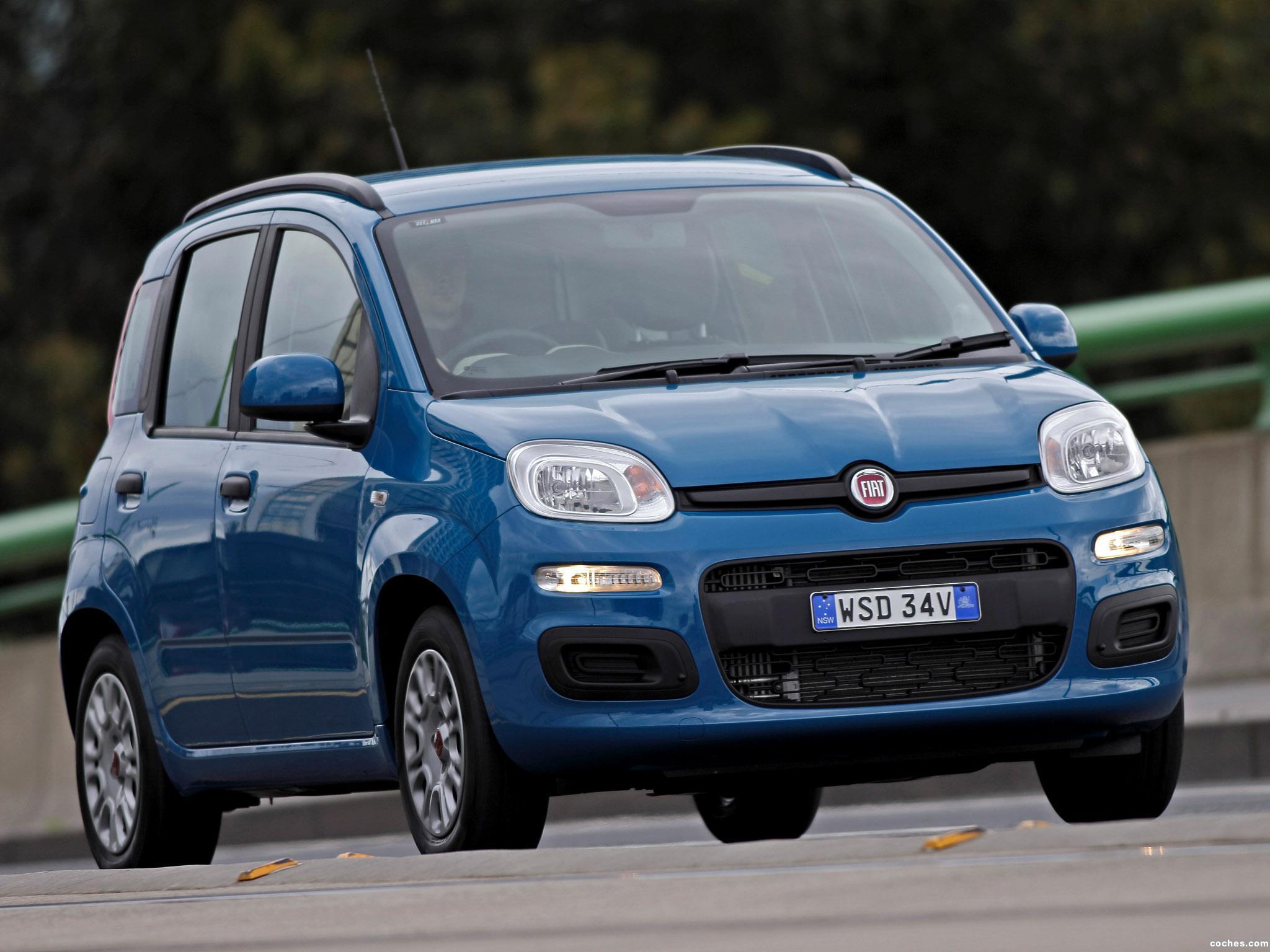 Foto 24 de Fiat Panda Australia 2013
