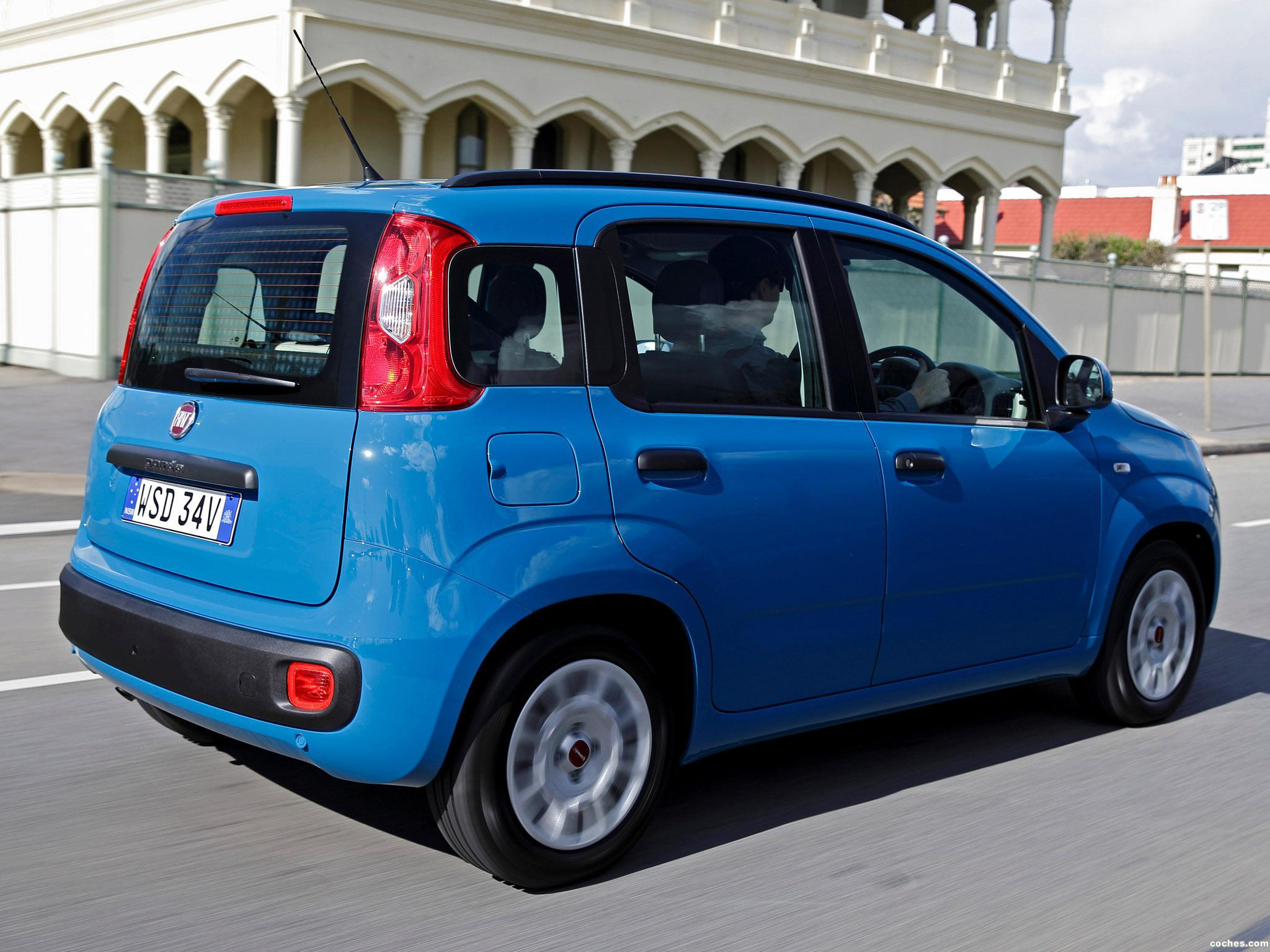 Foto 23 de Fiat Panda Australia 2013