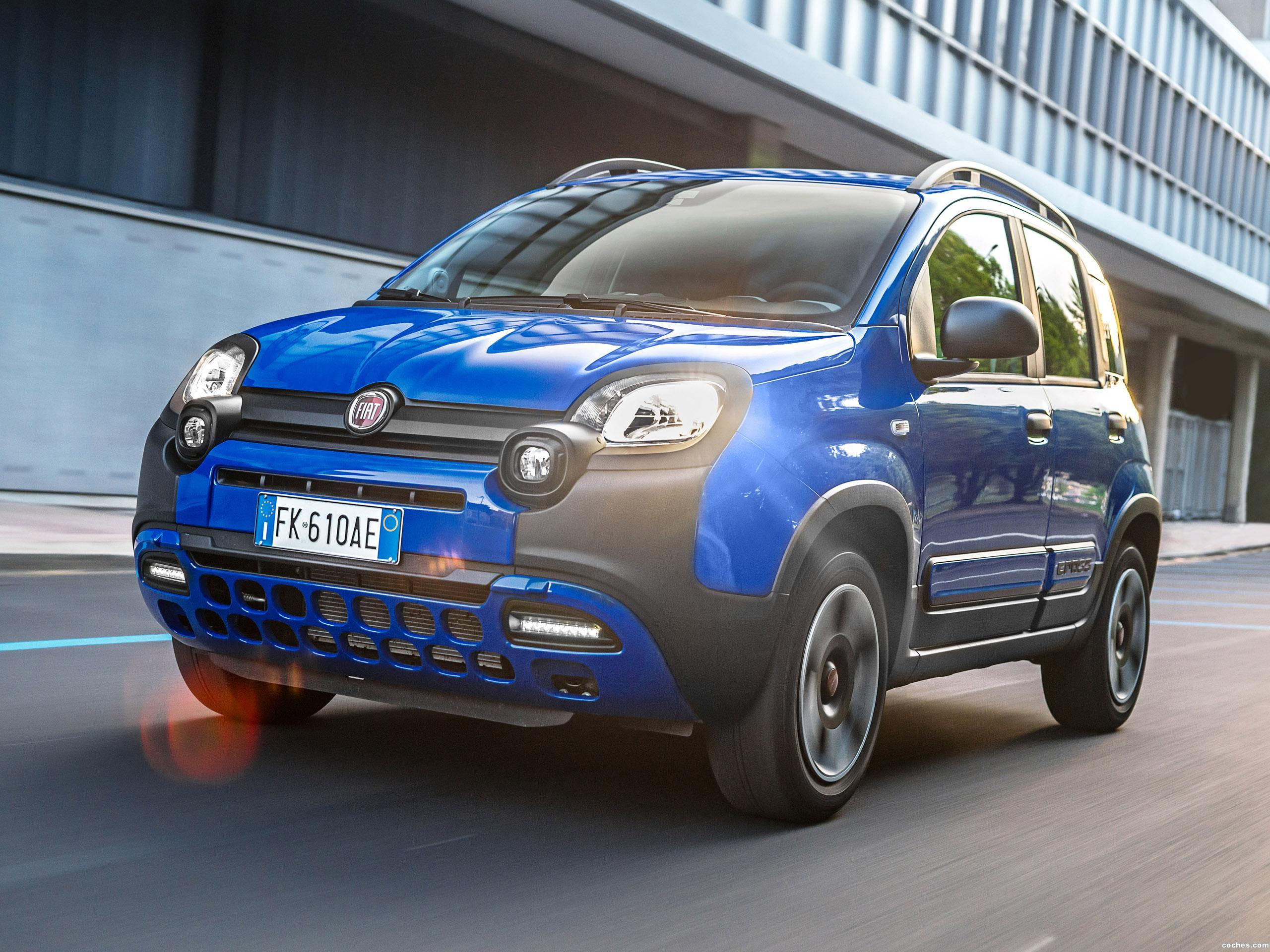 Foto 5 de Fiat Panda City Cross 2017