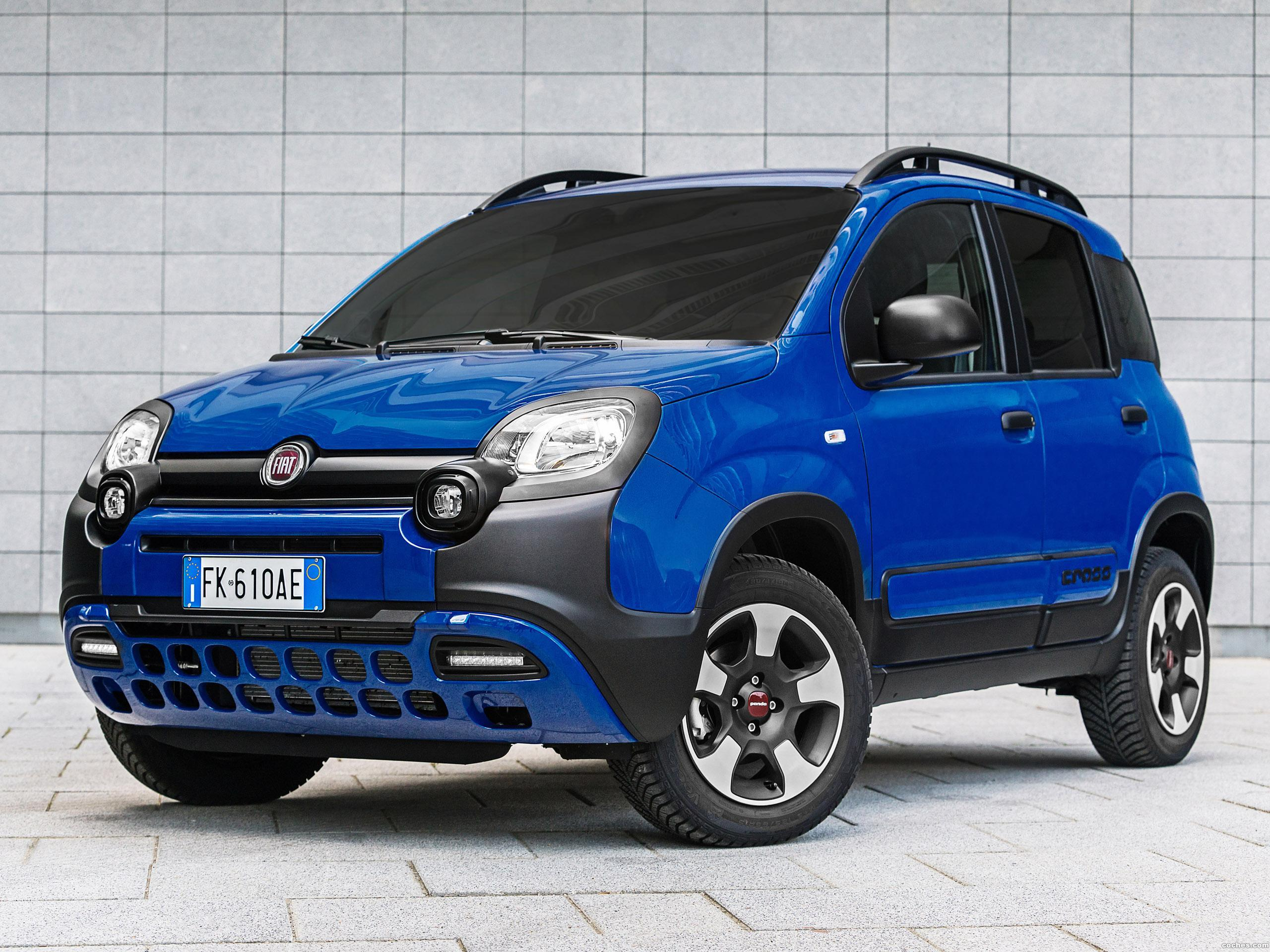 Foto 0 de Fiat Panda City Cross 2017
