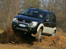 Ver foto 5 de Fiat Panda Cross 2005