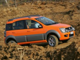 Ver foto 4 de Fiat Panda Cross 2005