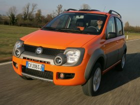 Ver foto 3 de Fiat Panda Cross 2005