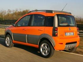 Ver foto 2 de Fiat Panda Cross 2005