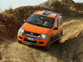 Fotos de Fiat Panda Cross 2005