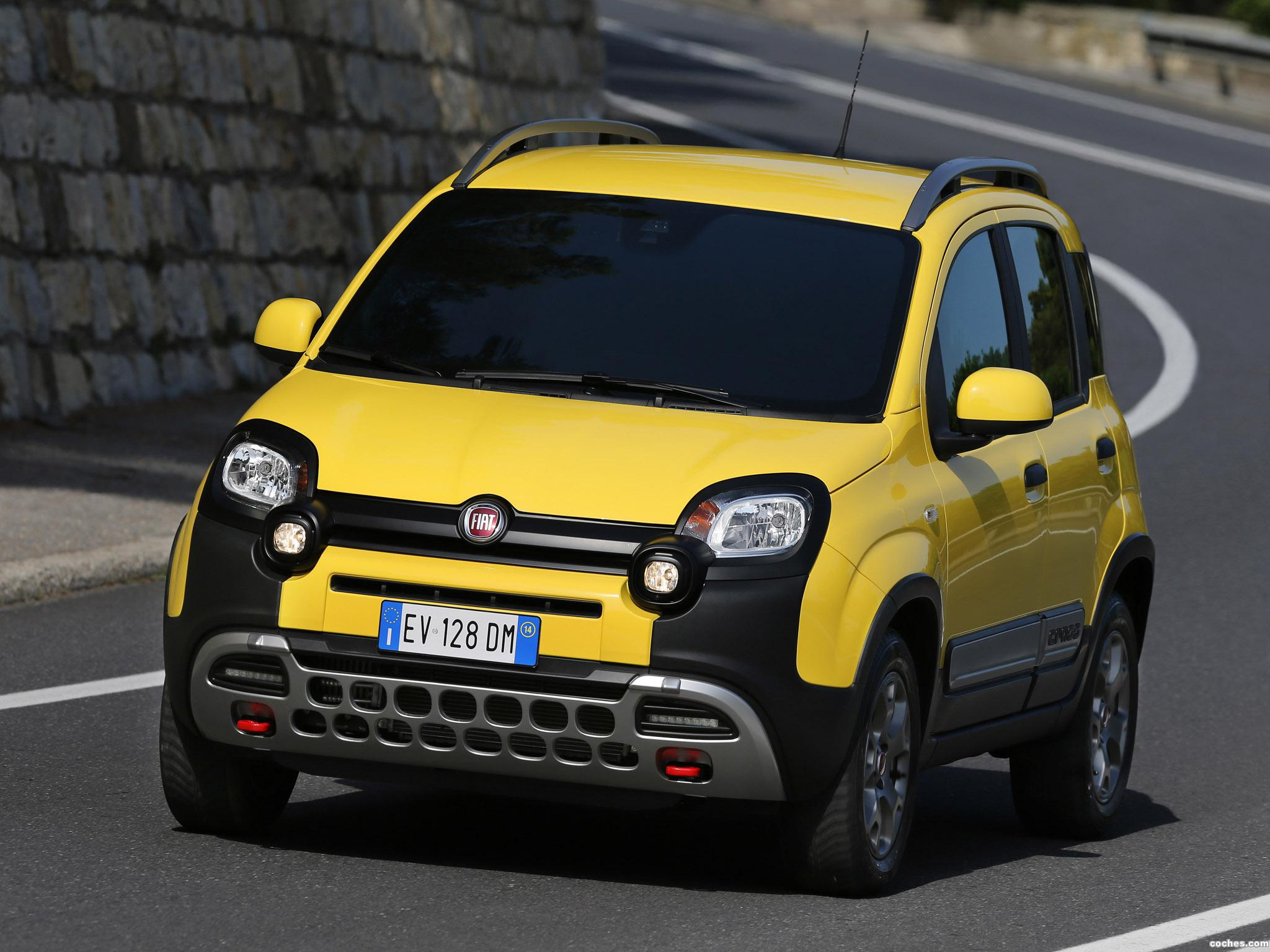 Foto 22 de Fiat Panda Cross 2014