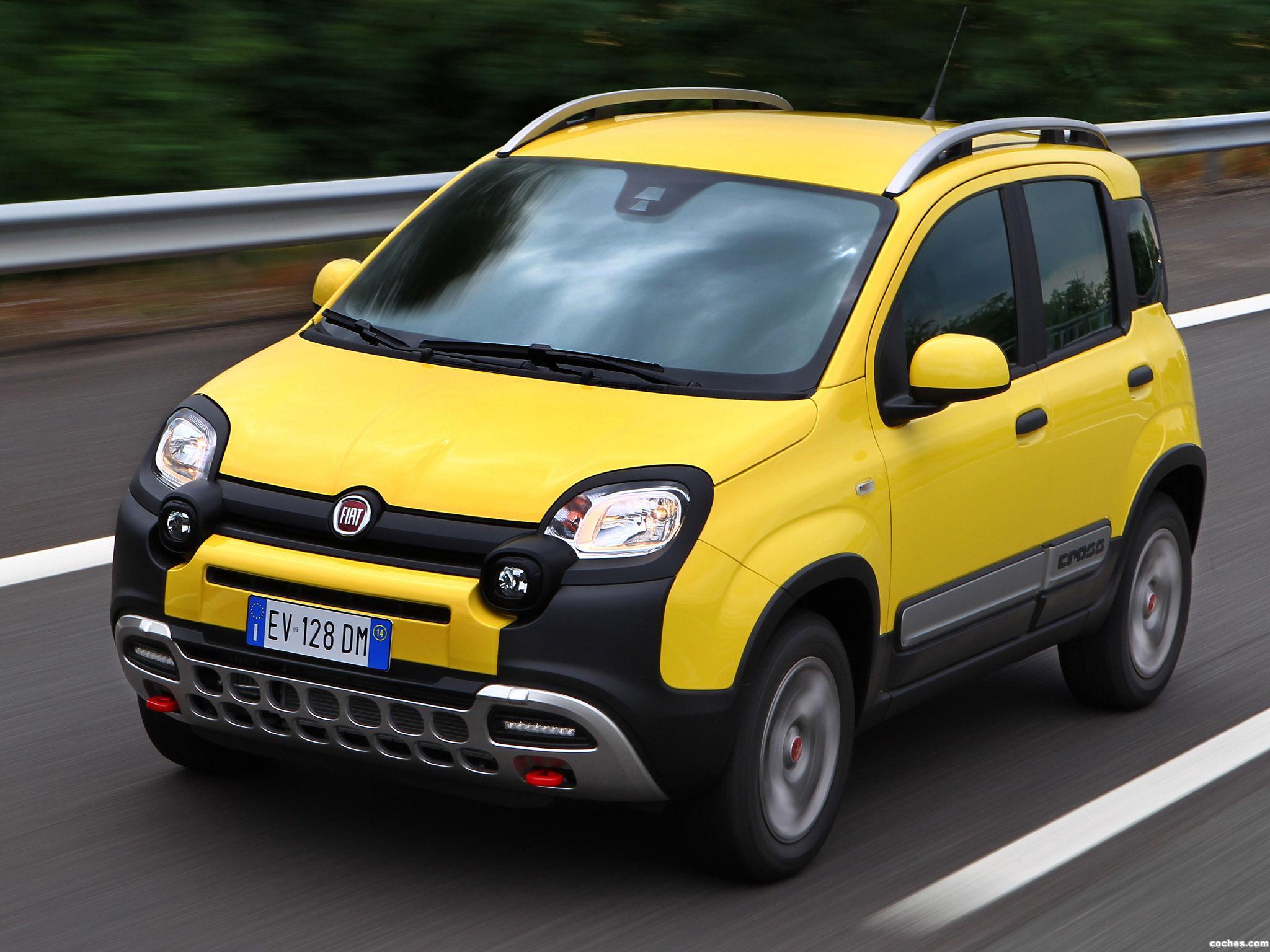 Foto 17 de Fiat Panda Cross 2014