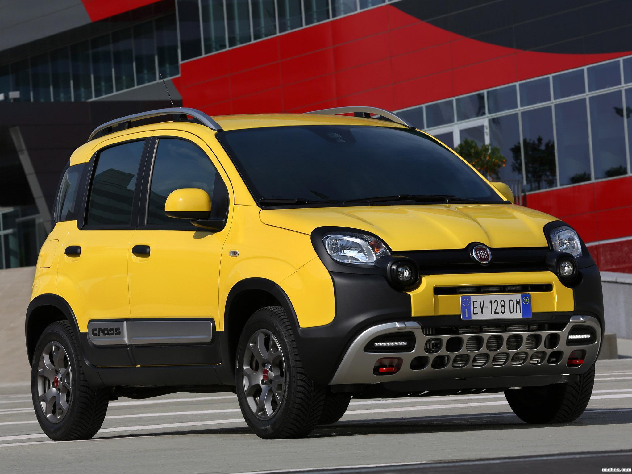 Foto 9 de Fiat Panda Cross 2014
