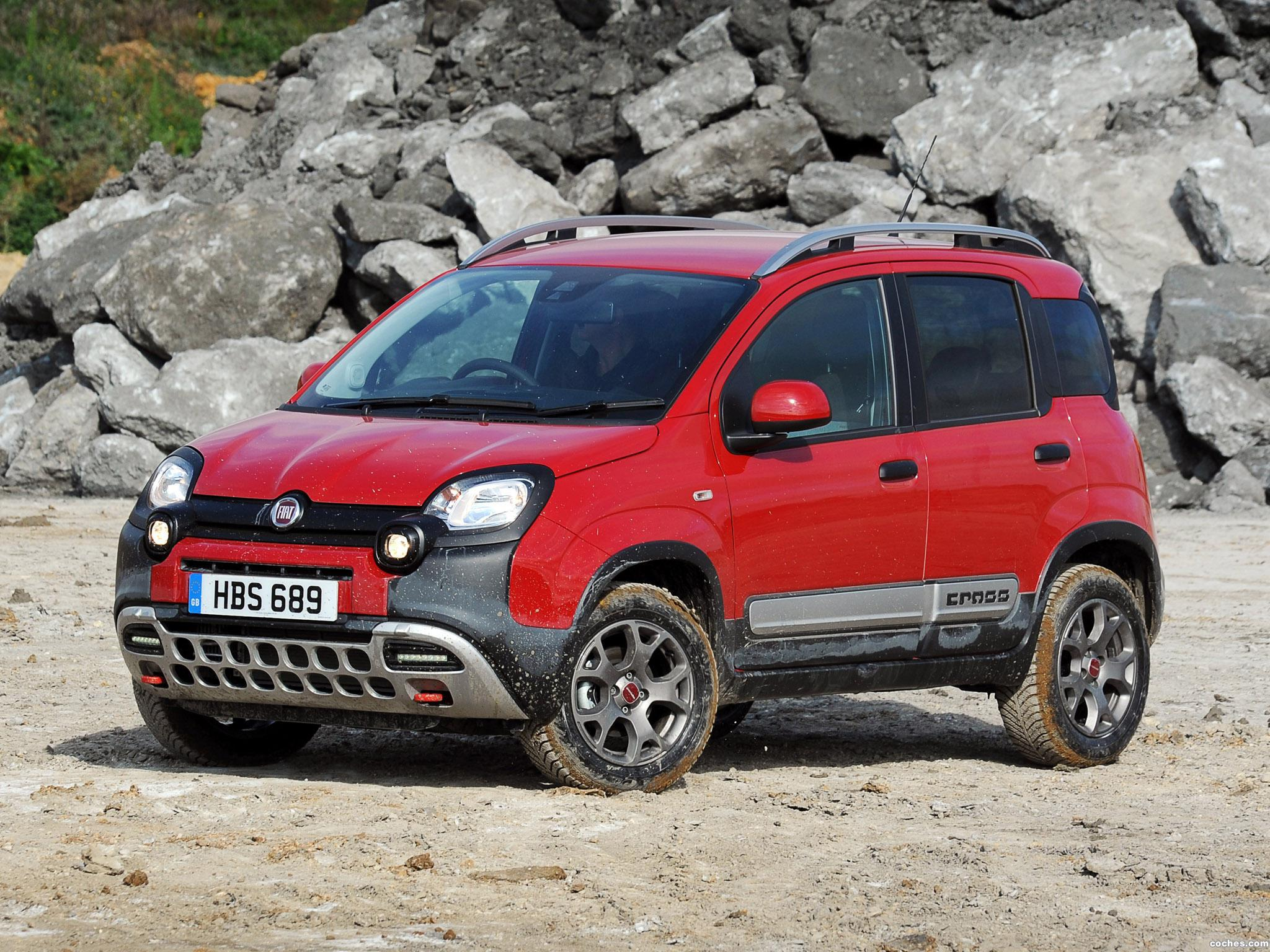 Foto 26 de Fiat Panda Cross UK 2014