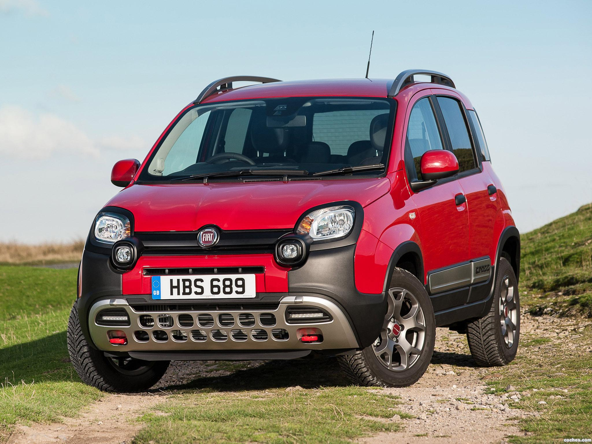 Foto 24 de Fiat Panda Cross UK 2014