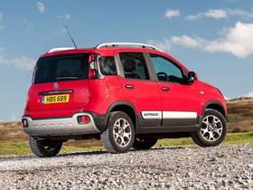 Ver foto 24 de Fiat Panda Cross UK 2014