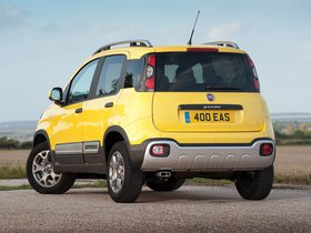 Ver foto 23 de Fiat Panda Cross UK 2014