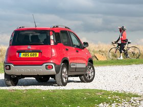 Ver foto 15 de Fiat Panda Cross UK 2014