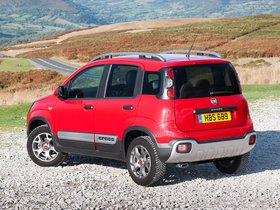 Ver foto 14 de Fiat Panda Cross UK 2014