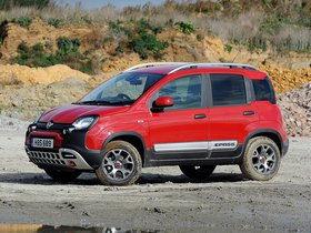 Ver foto 12 de Fiat Panda Cross UK 2014