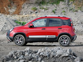 Ver foto 9 de Fiat Panda Cross UK 2014