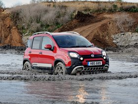 Ver foto 8 de Fiat Panda Cross UK 2014