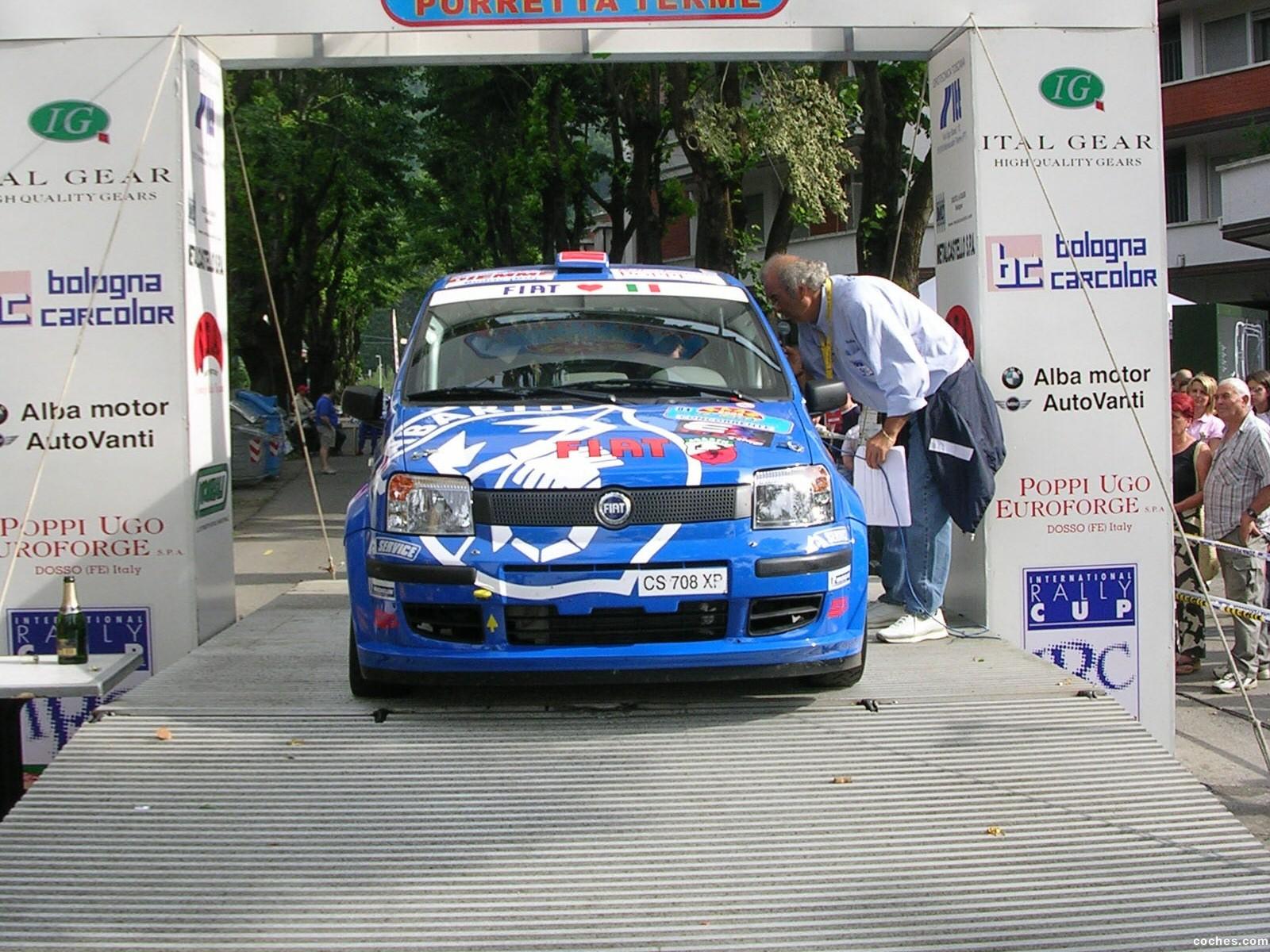 Foto 3 de Fiat Panda Rally 2005