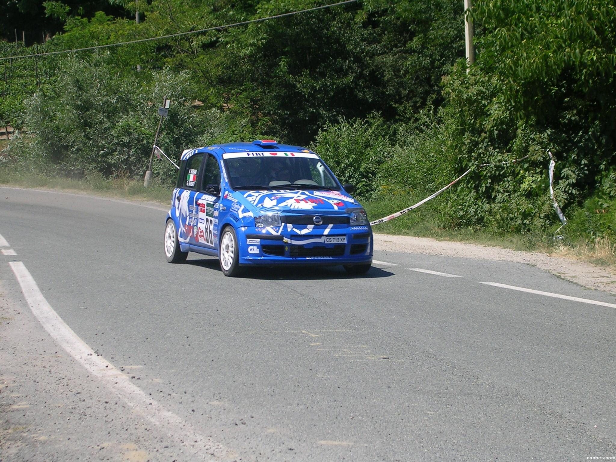 Foto 2 de Fiat Panda Rally 2005