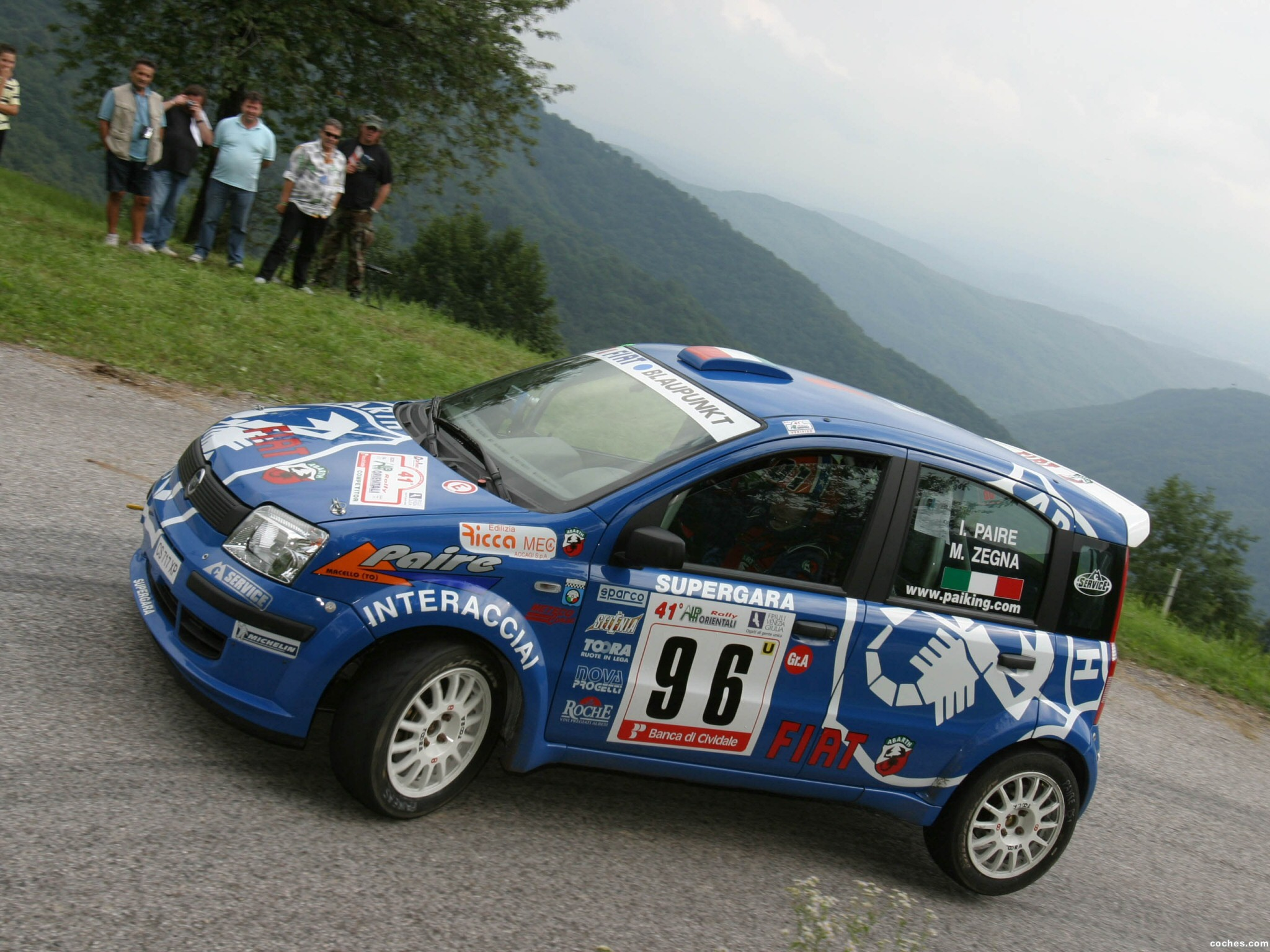 Foto 0 de Fiat Panda Rally 2005