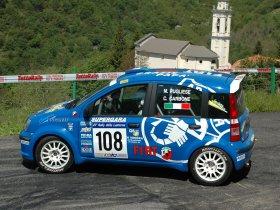 Ver foto 2 de Fiat Panda Rally 2005