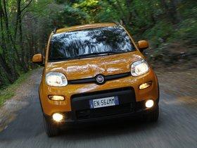 Ver foto 12 de Fiat Panda Trekking 2012