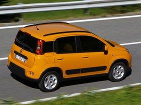 Ver foto 11 de Fiat Panda Trekking 2012