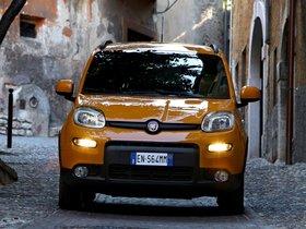 Ver foto 9 de Fiat Panda Trekking 2012