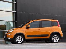 Ver foto 26 de Fiat Panda Trekking 2012