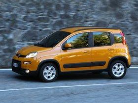 Ver foto 8 de Fiat Panda Trekking 2012