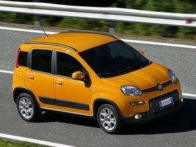 Ver foto 7 de Fiat Panda Trekking 2012