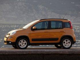 Ver foto 3 de Fiat Panda Trekking 2012