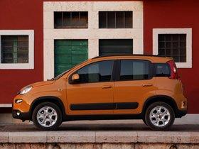 Ver foto 2 de Fiat Panda Trekking 2012