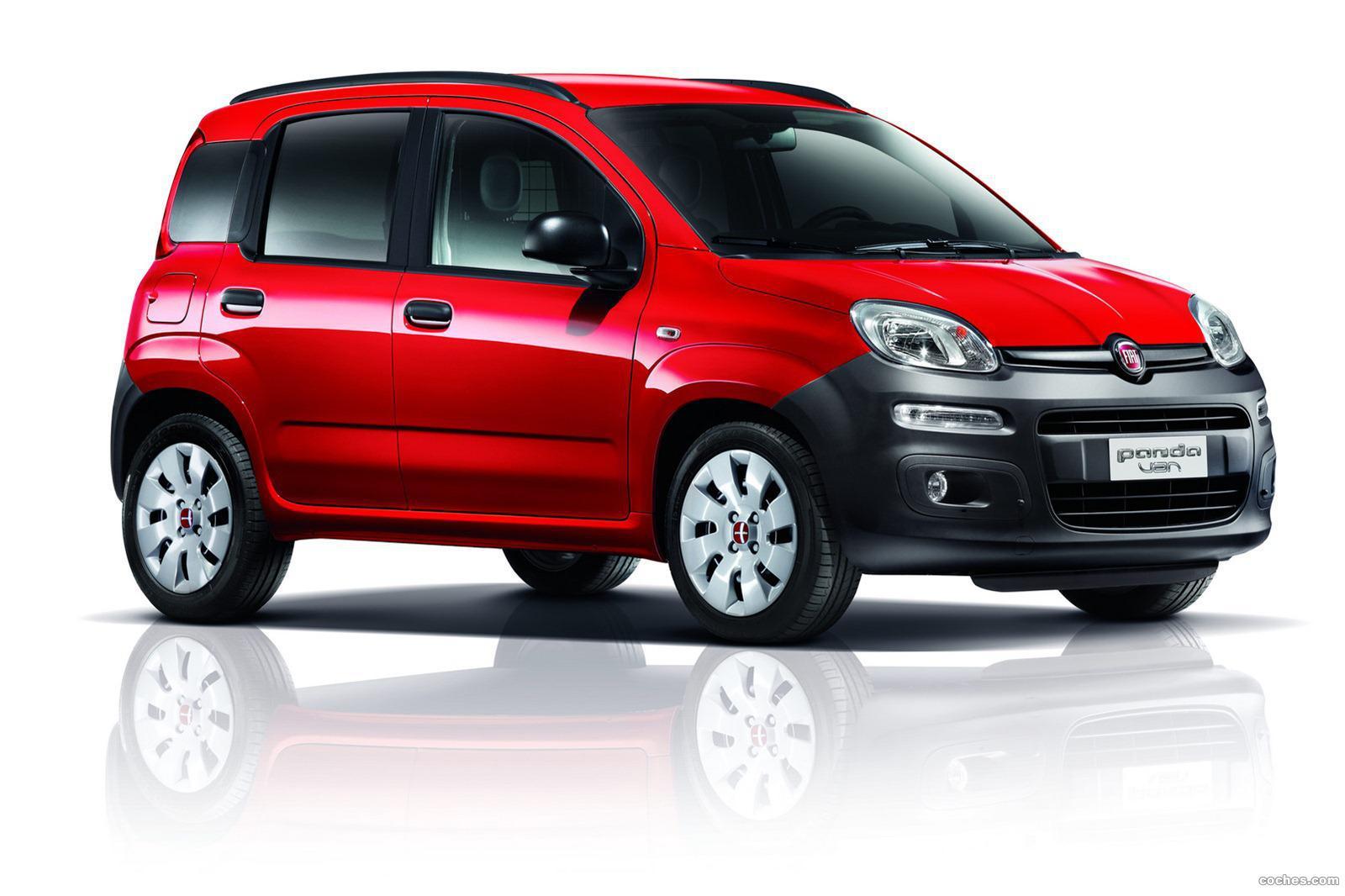 Foto 0 de Fiat Panda Van 2012