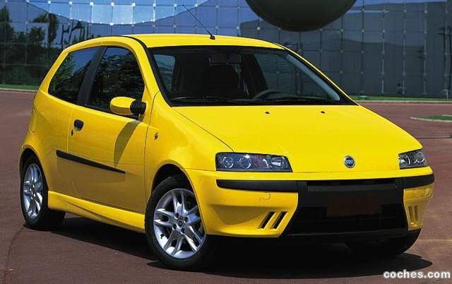 Foto 0 de Fiat Punto 1999