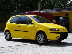 Ver foto 2 de Fiat Punto 1999
