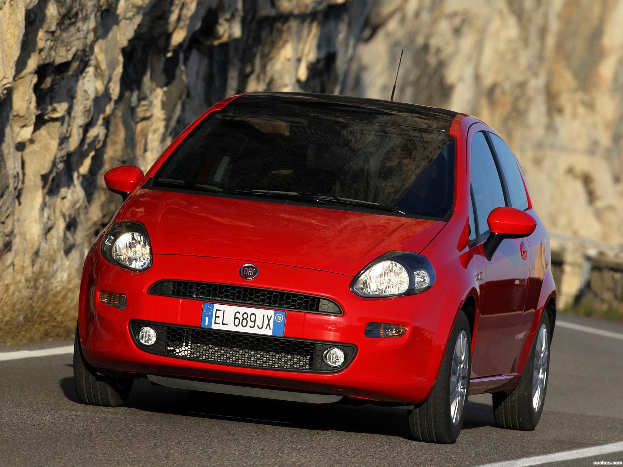 Foto 0 de Fiat Punto 2011