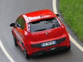 Ver foto 14 de Abarth Punto Evo 1.4 Turbo Multiair 2010