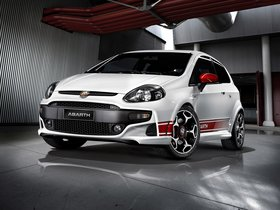 Fotos de Abarth Punto Evo 1.4 Turbo Multiair 2010