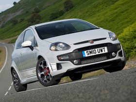 Fotos de Abarth Punto EVO UK 2010