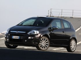 Ver foto 1 de Fiat Punto Evo 3 puertas 2009