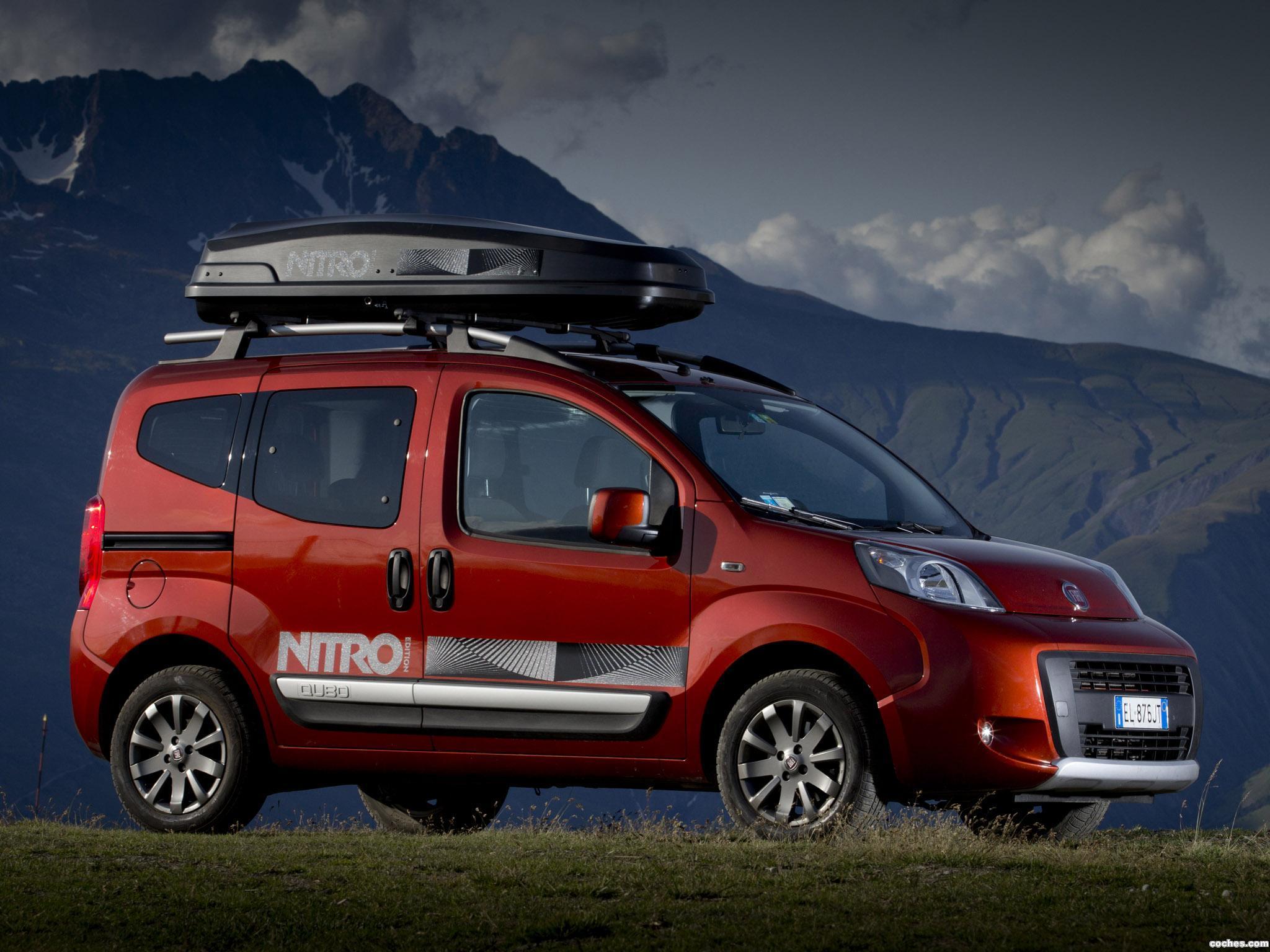 Foto 0 de Fiat Qubo Trekking Nitro 225 2012