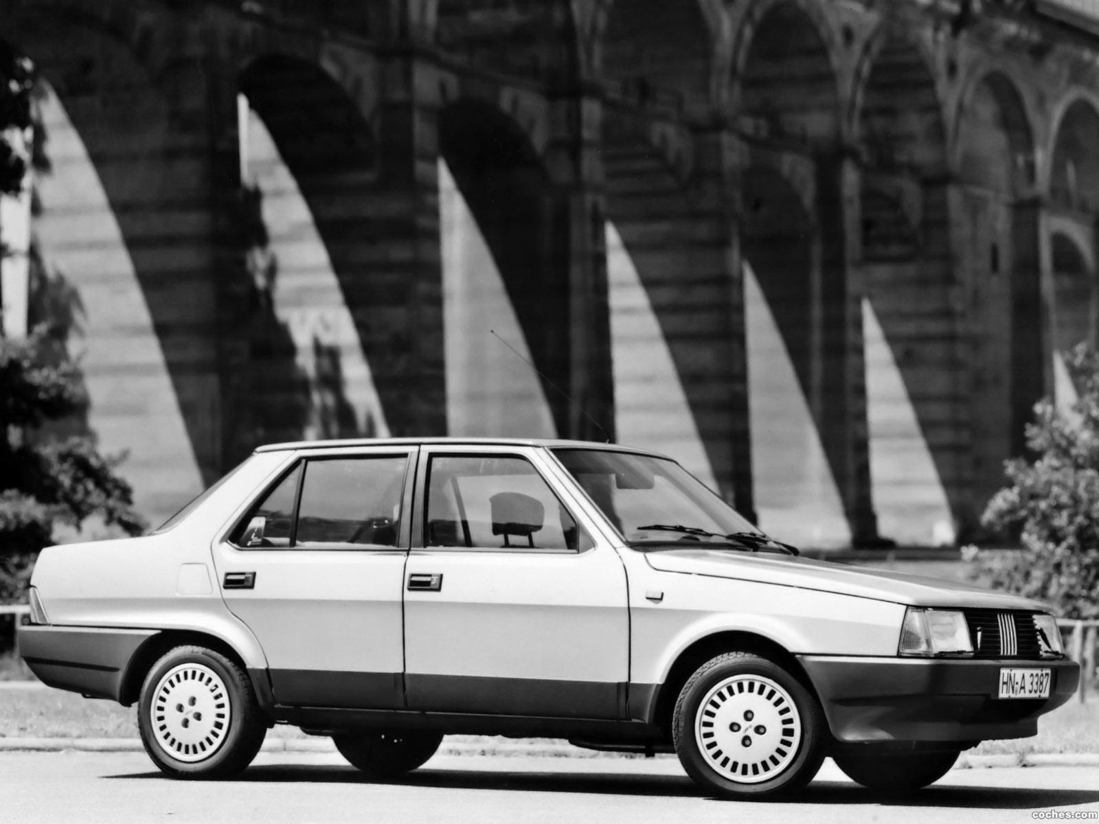 Foto 0 de Fiat Regata 1983