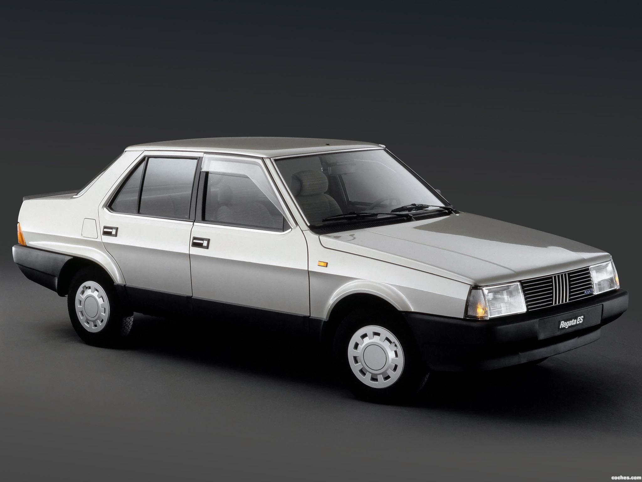 Foto 0 de Fiat Regata ES 1983