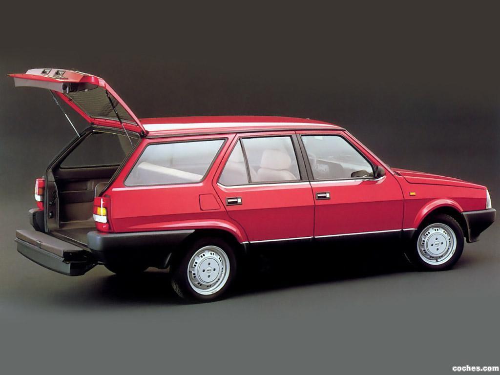 Foto 1 de Fiat Regata Weekend 1984