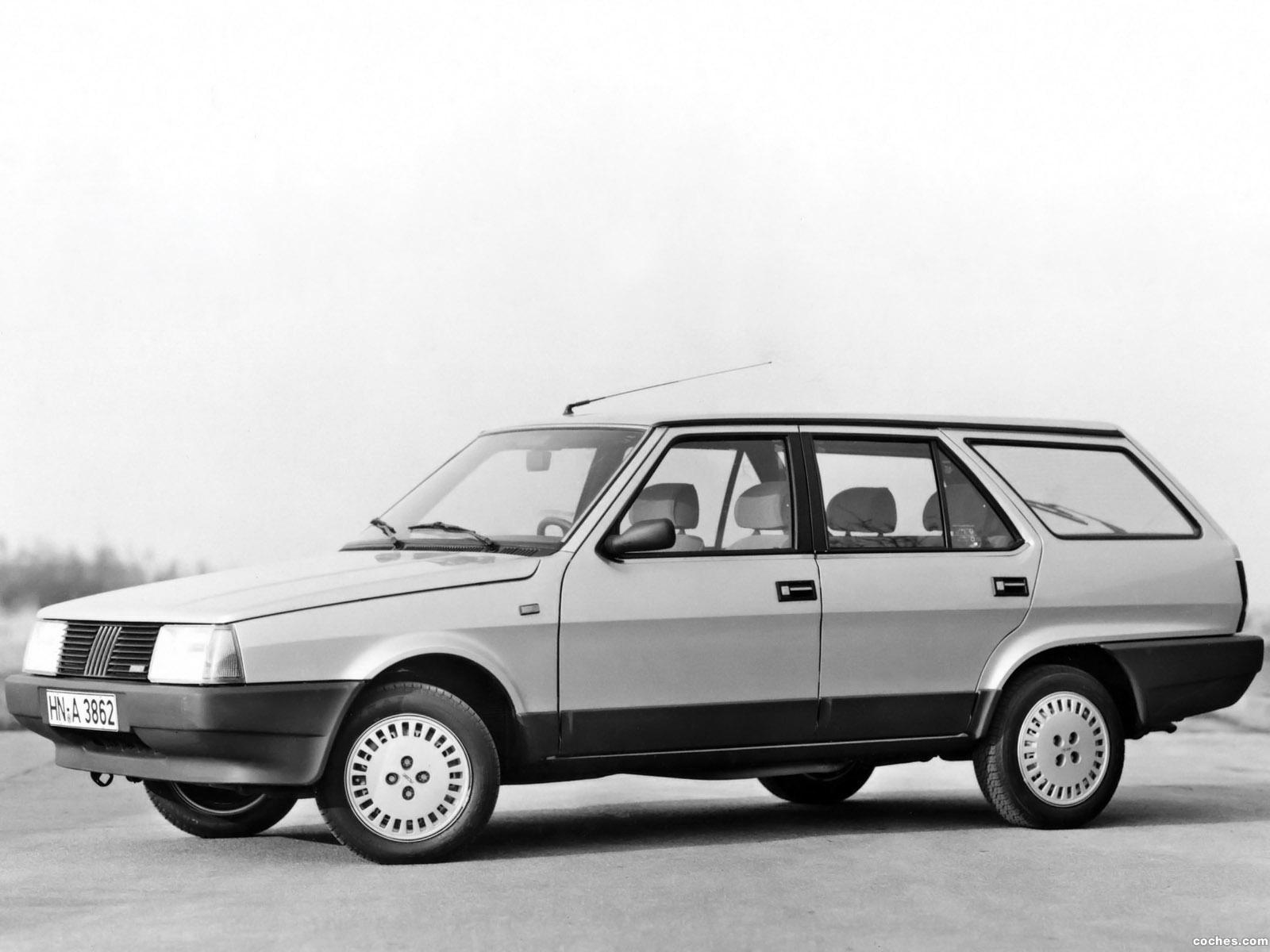Foto 0 de Fiat Regata Weekend 1984