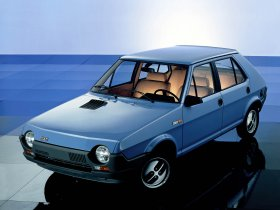 Ver foto 1 de Fiat Ritmo 1972