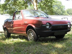Ver foto 3 de Fiat Ritmo 1972